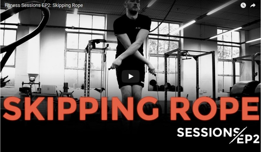 Skipping Rope Exercises for Goalkeepers