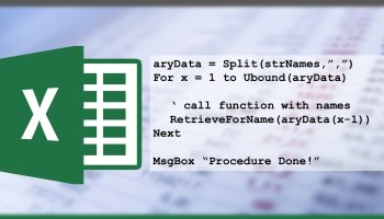 Listing Excel Workbooks and Sheets from Microsoft Access using VBA