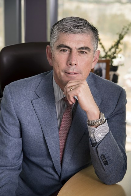 New AmCham president Vladimiro Grand. Poto: GE