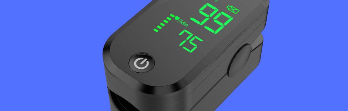 Metene Pulse oximeter
