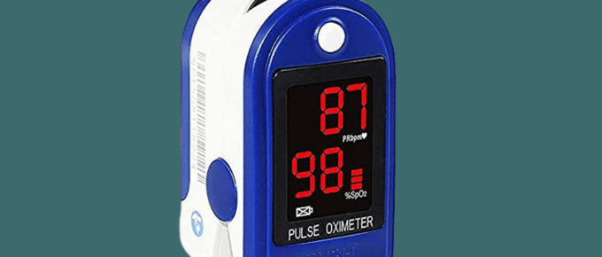 Concord Basic Fingertip Pulse Oximeter