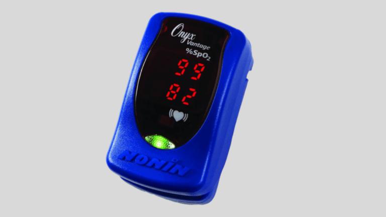 Nonin 12-1921 Onyx 9590 Pulse Fingertip Model Oximeter