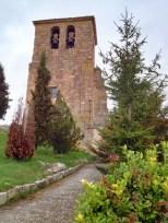 De fleste kirker er i romansk stil