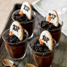 #10 Graveyard Chocolate Mouse