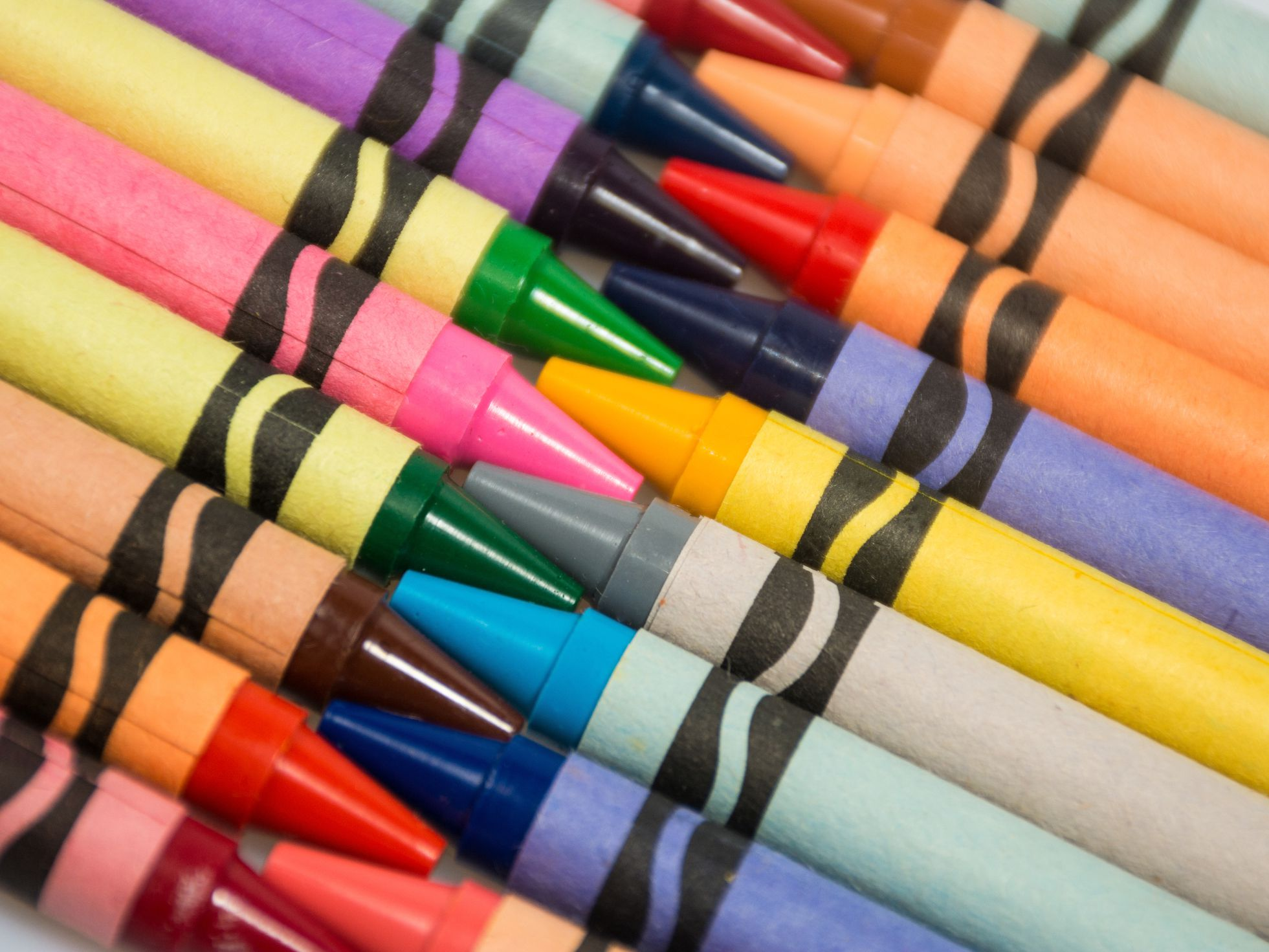 Enjoy National Crayon Day With Crafts For Kids And Adults