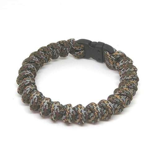 "Pulseira masculina em paracord infiltrate ""Snake"" – Pulse"