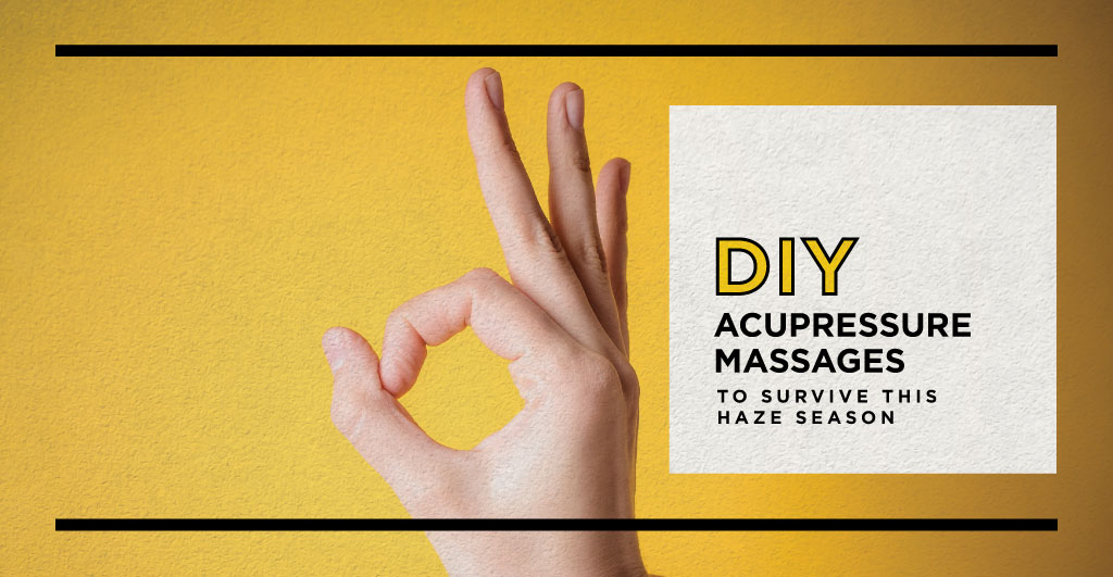 DIY Accuouncture Massage