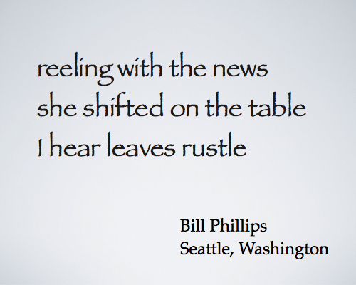 reeling with the news - phillips