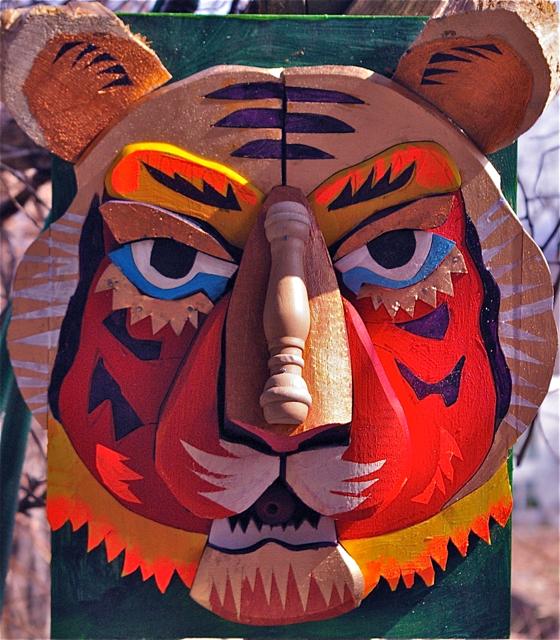 sage tiger II saj
