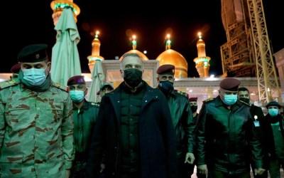 Świąteczne Porządki Premiera Kadhimiego