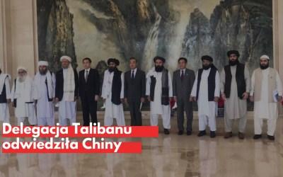 Delegacja Talibanu odwiedziła Chiny