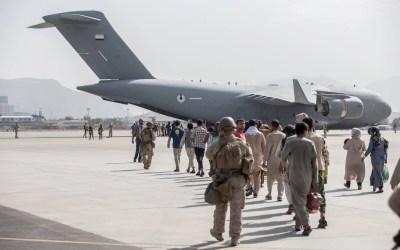 Amerykanie wkrótce opuszczą Kabul