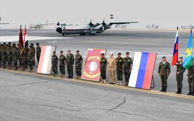 Rosyjsko-egipskie ćwiczenia wojskowe, czyli o współpracy Moskwy z Kairem słów kilka