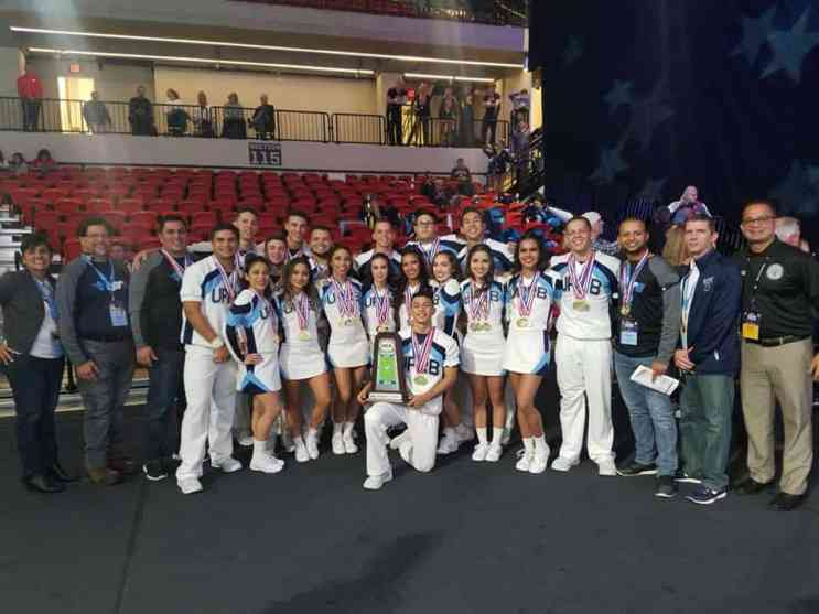 "UPRB y UPRM brillan en el ""College Cheerleading and Dance Team National Championship"""