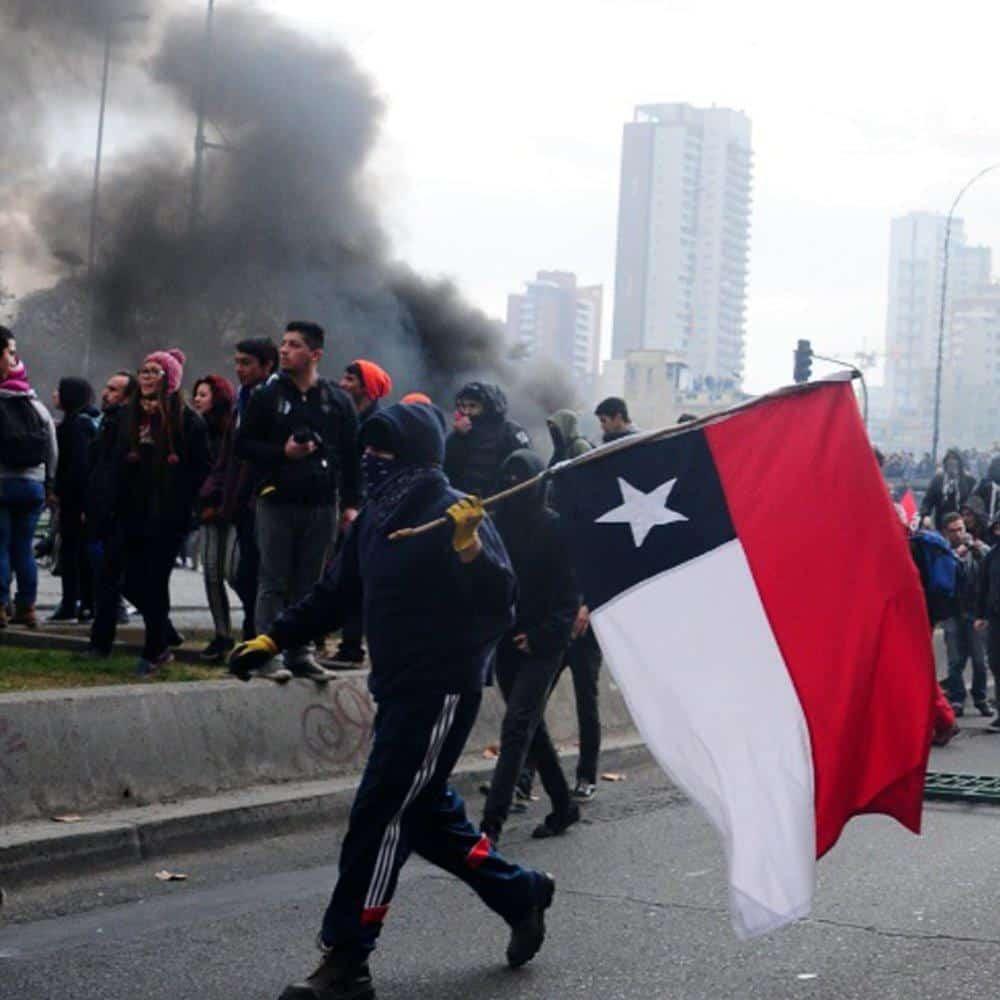Cuatro movimientos sociales en el mundo y sus estudiantes universitarios como protagonistas