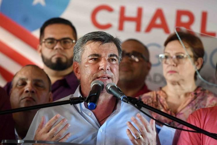 Carlos Charlie Delgado confiado que prevalecerá en la elección primarista