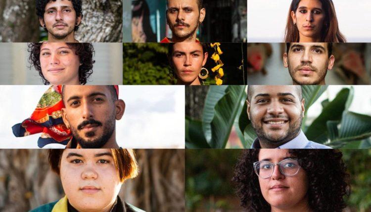 Jóvenes reciben becas para crear proyectos de justicia social