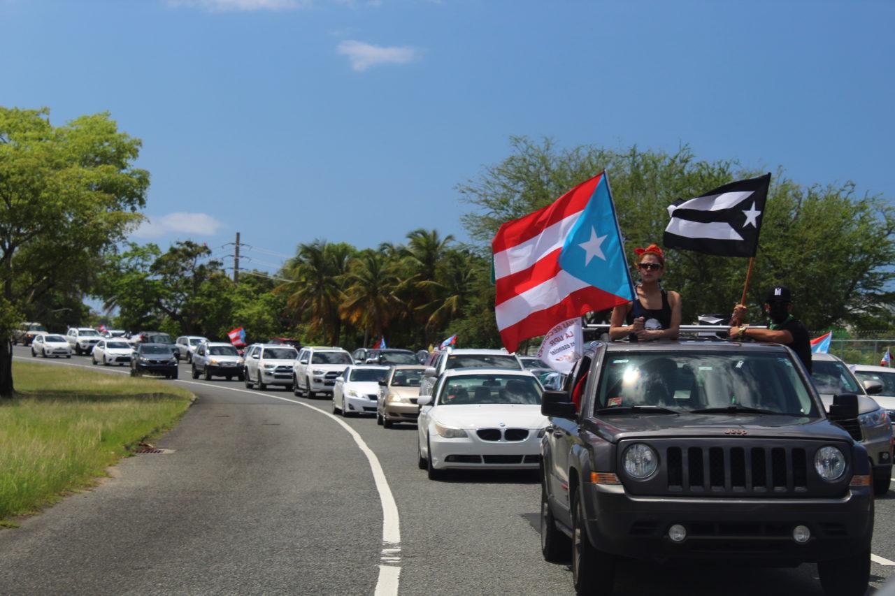 Continúa la lucha por los derechos laborales en Puerto Rico