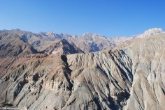 93 per cent of Tajikistan's territory is mountains