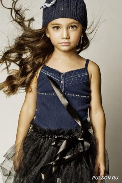 Дети модели или юные красавицы   PulsON — все самые ...