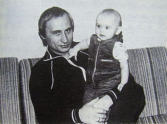 Интересные факты: Президенты в молодости… (23 фото)