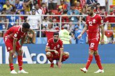 Russia Soccer WCup Belgium Tunisia