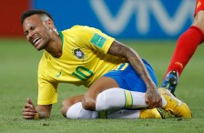 APTOPIX Russia Soccer WCup Brazil Belgium