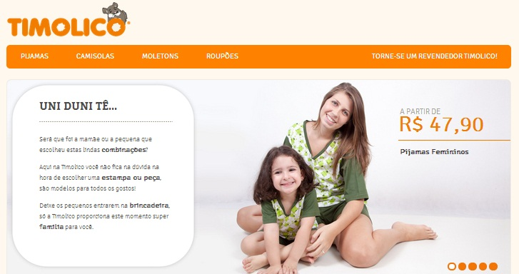 Timolico: An On-Demand E-Commerce Platform Focused on the Family