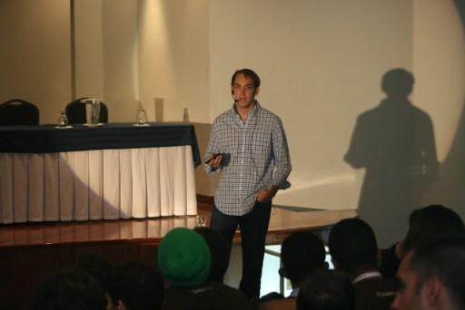 Adam D'Augelli de True Ventures estará de nuevo en el escenario de PulsoConf este año.
