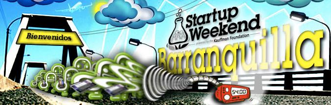 Startup weekend Barranquilla