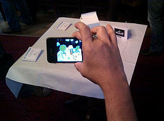 mobile meetup augmented reality