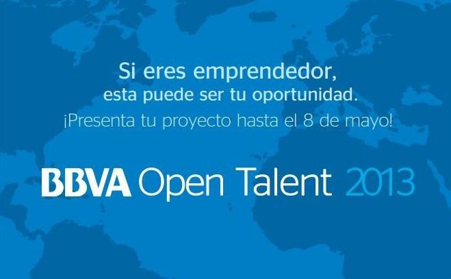 BBVA Open Talent 2013