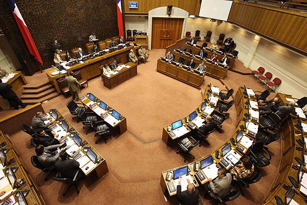 Senado Ley de Reemprendimiento