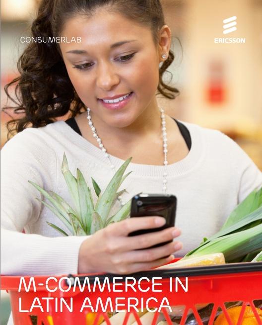 Comercio Móvil - ConsumerLabEricsson