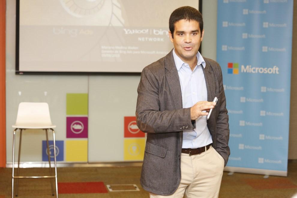 Mariano Medina Walker - Director Regional de Bing (2)