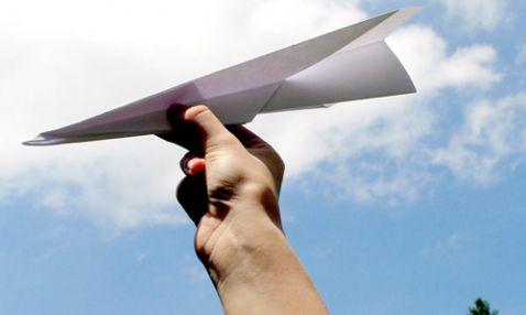 avion-papel