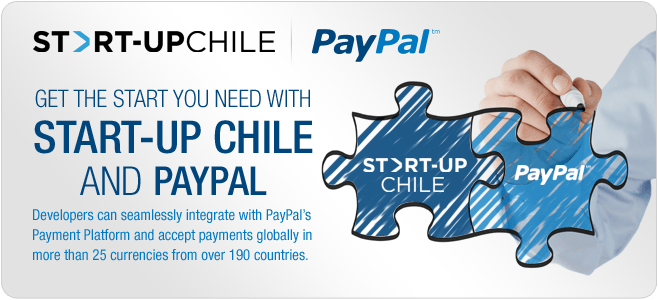 Startup Chile PayPal