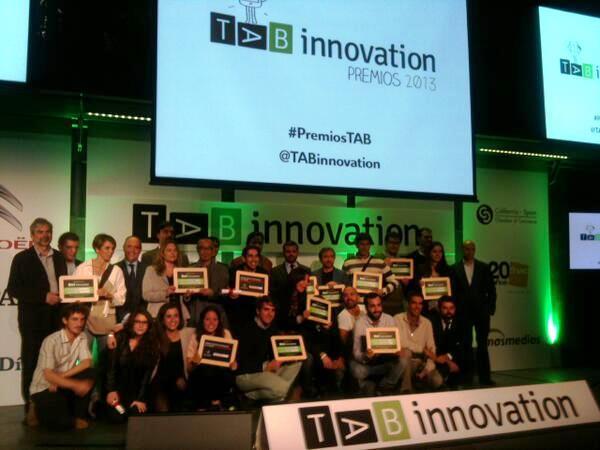 Premios TAB Innovation 2013