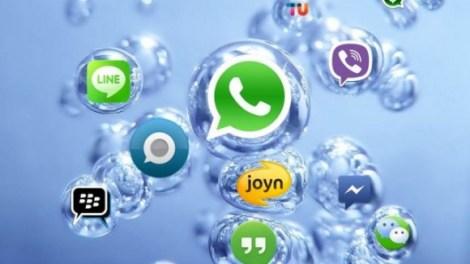 apps-mensajería-instantánea