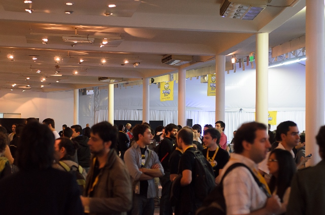 Buenos Aires Developers Conference MercadoLibre