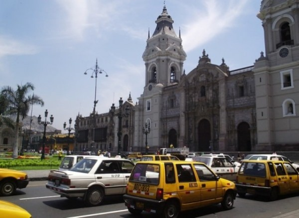 Lima taxis