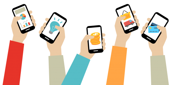 Mobile-Apps-Concept