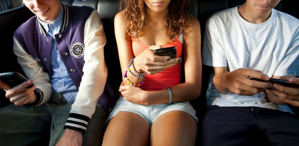 Redes sociales - Jóvenes