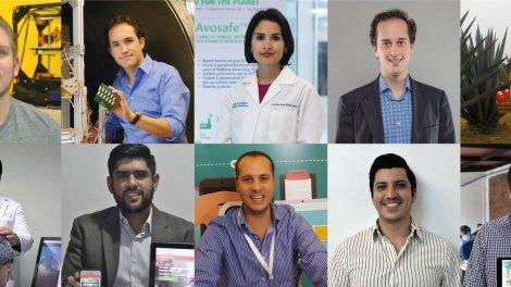Innovadores Menores de 35 México