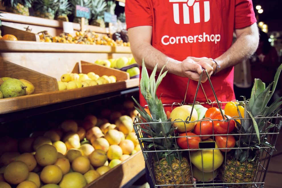 Cornershop levanta US$21 M para ser el supermercado online más grande de América Latina