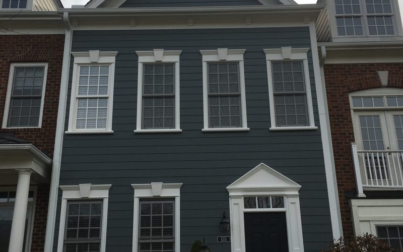 Exterior Painting Charlottesville
