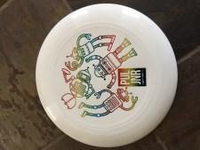 Junior Rainbow Disc