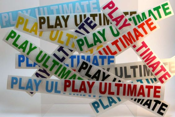 Play Ultimate