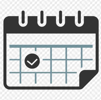 Marked Calendar Date