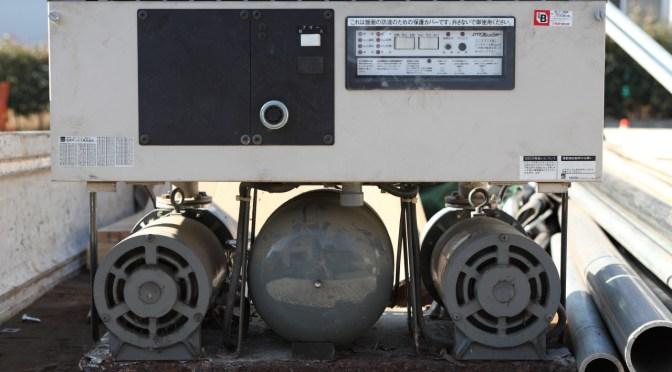 荏原製作所 32BIRMD51.1C MDPFポンプ 警報ブザー付